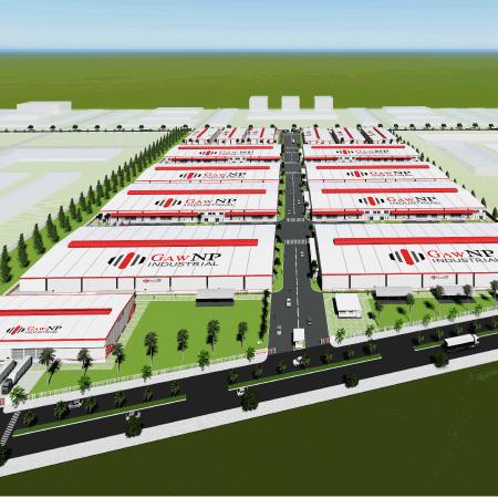 Trung tâm Công nghiệp GNP Yên Bình