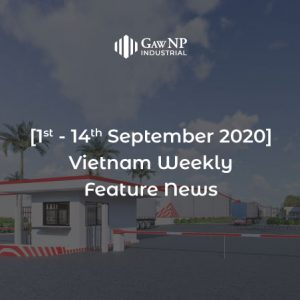 [1st – 14th September 2020] Vietnam Weekly Feature News