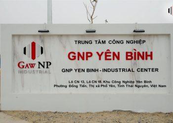 GNP Yen Binh_Industrial Center_Reality 13