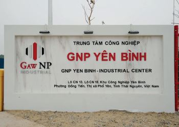 GNP Yen Binh – Industrial Center | Phase 1 | Ready-built-factory (RBF) for Lease